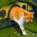 Дом для кошек в стиле Властелина Колец